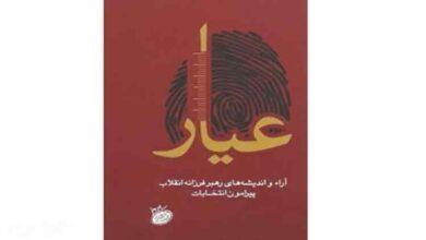 تصویر از مجموعه آرا و اندیشههای رهبر انقلاب پیرامون انتخابات منتشر شد