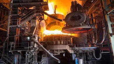 تصویر از رشد ۷ درصدی تولید فولاد/ صادرات ۱۲۵ درصد افزایش یافت