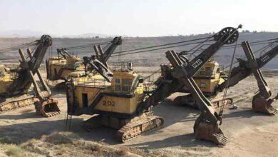 تصویر از گامهای عملی مدیریت امور معدن شرکت گلگهر در افزایش راندمان تولید