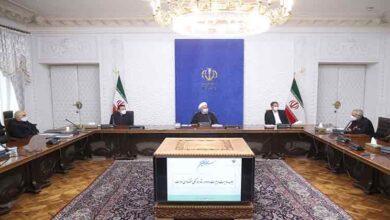 تصویر از حسن روحانی: تهیه و تامین واکسن اولویت اصلی برنامههای دولت است