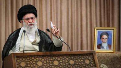 تصویر از رهبر انقلاب: جوری حرف نزنیم که گویی سیاستهای کشور را قبول نداریم / سیاست خارجی در وزارت خارجه تعیین نمیشود