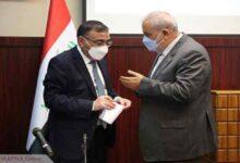 تصویر از گروه مپنا میزبان وزیر برق عراق