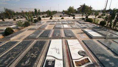 تصویر از رونق سنگ قبر دست دوم و قسطی!