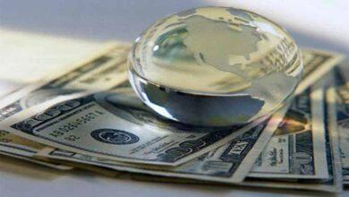 تصویر از افت دلار در معاملات جهانی