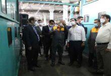 تصویر از بازدید وزیر ارتباطات و فناوری اطلاعات از شرکت کارخانجات تولیدی شهید قندی
