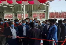 تصویر از افتتاح فاز ۲ انبار افق کوروش در کرمان؛ تسریع در خدمت رسانی به چهار استان کشور