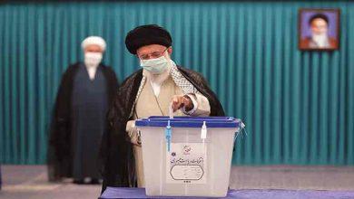 تصویر از رهبر انقلاب: روز انتخابات، روز ملت ایران و تعیین سرنوشت است