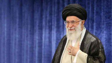 تصویر از رهبر انقلاب: پیروز بزرگ انتخابات ملت ایران است / هیچ چیز نتوانست بر عزم مردم فائق آید