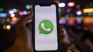 تصویر از ارسال پیام در واتساپ بدون استفاده از گوشی!