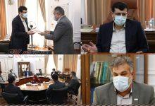 تصویر از طی حکمی از سوی مدیر عامل شرکت سیمان تهران؛ مدیر عامل جدید سیمان ایلام منصوب شد