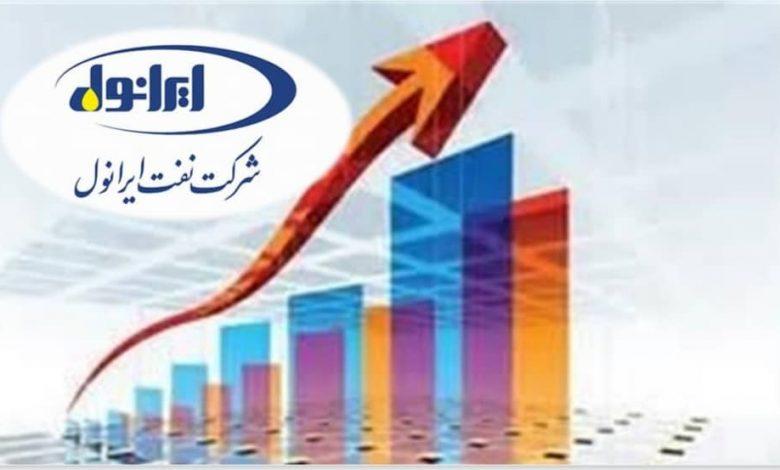 خبر خوش برای سهامداران ایرانول، از شرکتهای تابعه شستا: رشد ۴۴۰ درصدی سود هر سهم در ۳ ماهه ابتدای سال ۱۴۰۰