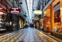 تصویر از بازار سرد پاریس پس از بازگشایی ها