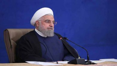 تصویر از رییس جمهوری: حل و فصل مشکلات خوزستان طبق دستور رهبری باید ادامه یابد