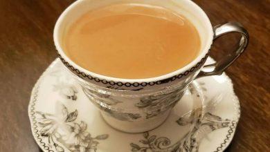 تصویر از شیر و چای را مخلوط نکنید