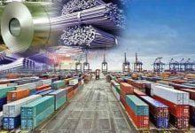 صادرات فولاد